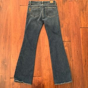 PAIGE Jeans - Paige Hollywood Hills Bootcut Jeans, Size 27